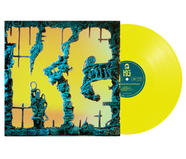 King Gizzard & The Lizard Wizard - 'K.G.' (Let It Mellow Limited Edition PRE~ORDER)