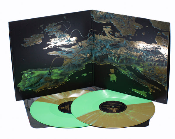 King Gizzard & The Lizard Wizard - Chunky Shrapnel (Metal Dioxide Limited Edition PRE~ORDER)
