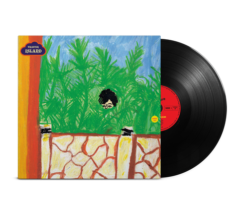 Traffik Island - Nature Strip LP