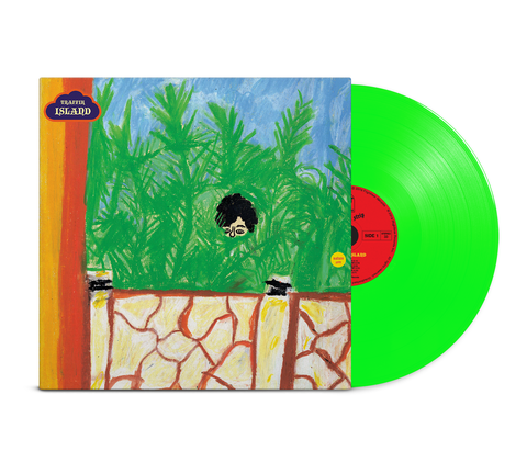 Traffik Island - Nature Strip (Limited Green Grass edition)