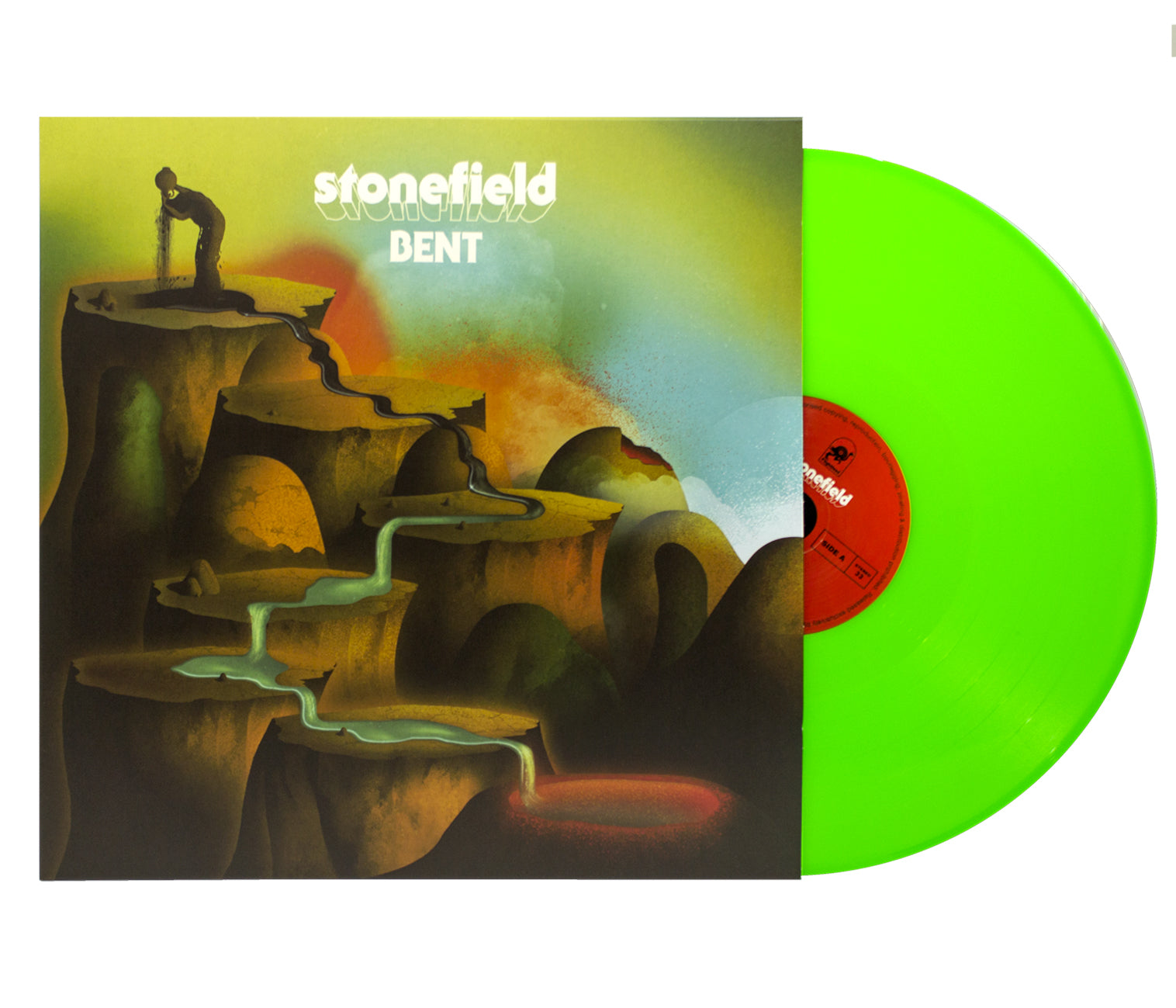 Stonefield - Bent (Toxic Shutdown Limited Edition)