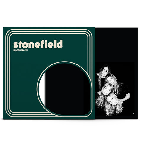 Stonefield - 'Far From Earth' LP