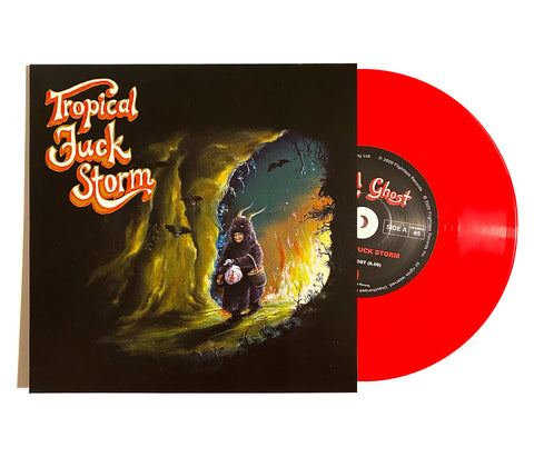 "Tropical Fuck Storm - Legal Ghost 7"" (PRE-ORDER)"