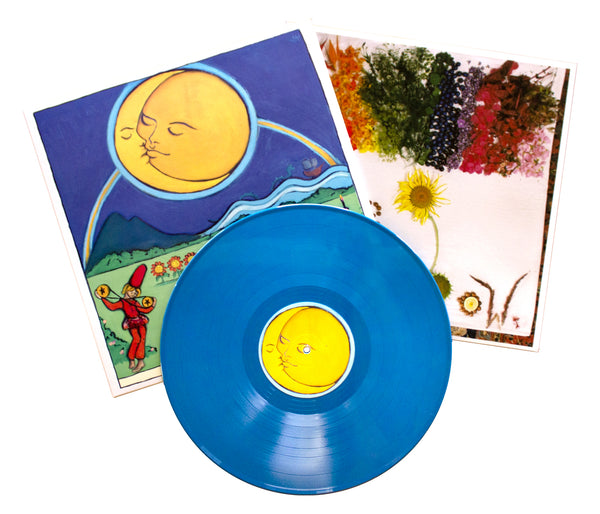 The Babe Rainbow - Double Rainbow (Limited Aqua Blue Edition LP)