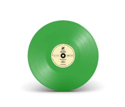 Baked Beans - Babble (PRE-ORDER Green Edition LP)