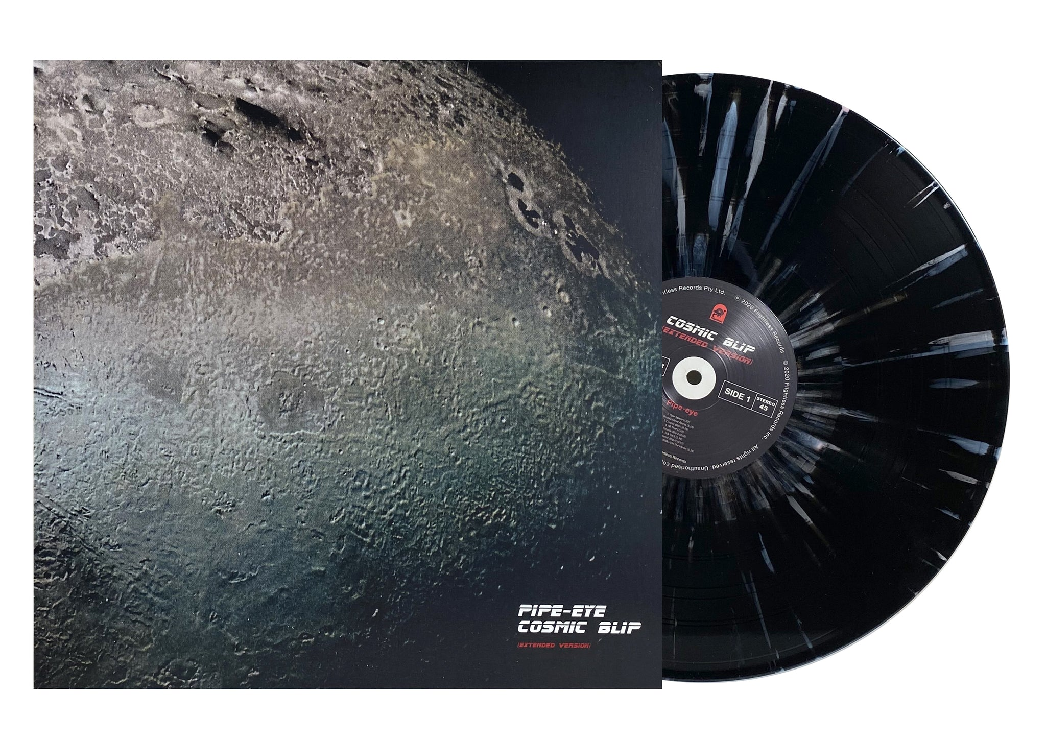 "Pipe-eye - Cosmic Blip 12"" (Extended Version Limited Edition)"