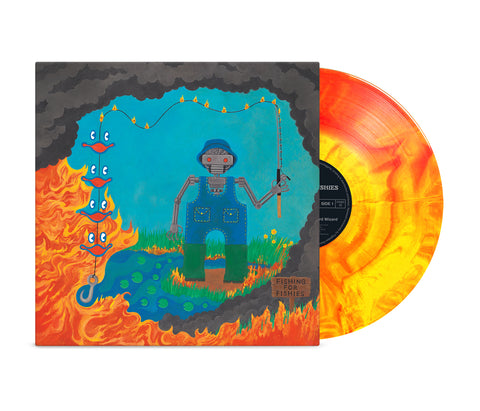 King Gizzard & The Lizard Wizard - Fishing For Fishies (The Fire Goby Limited Edition PRE-ORDER)