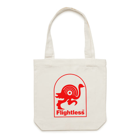 Flightless Tote bag