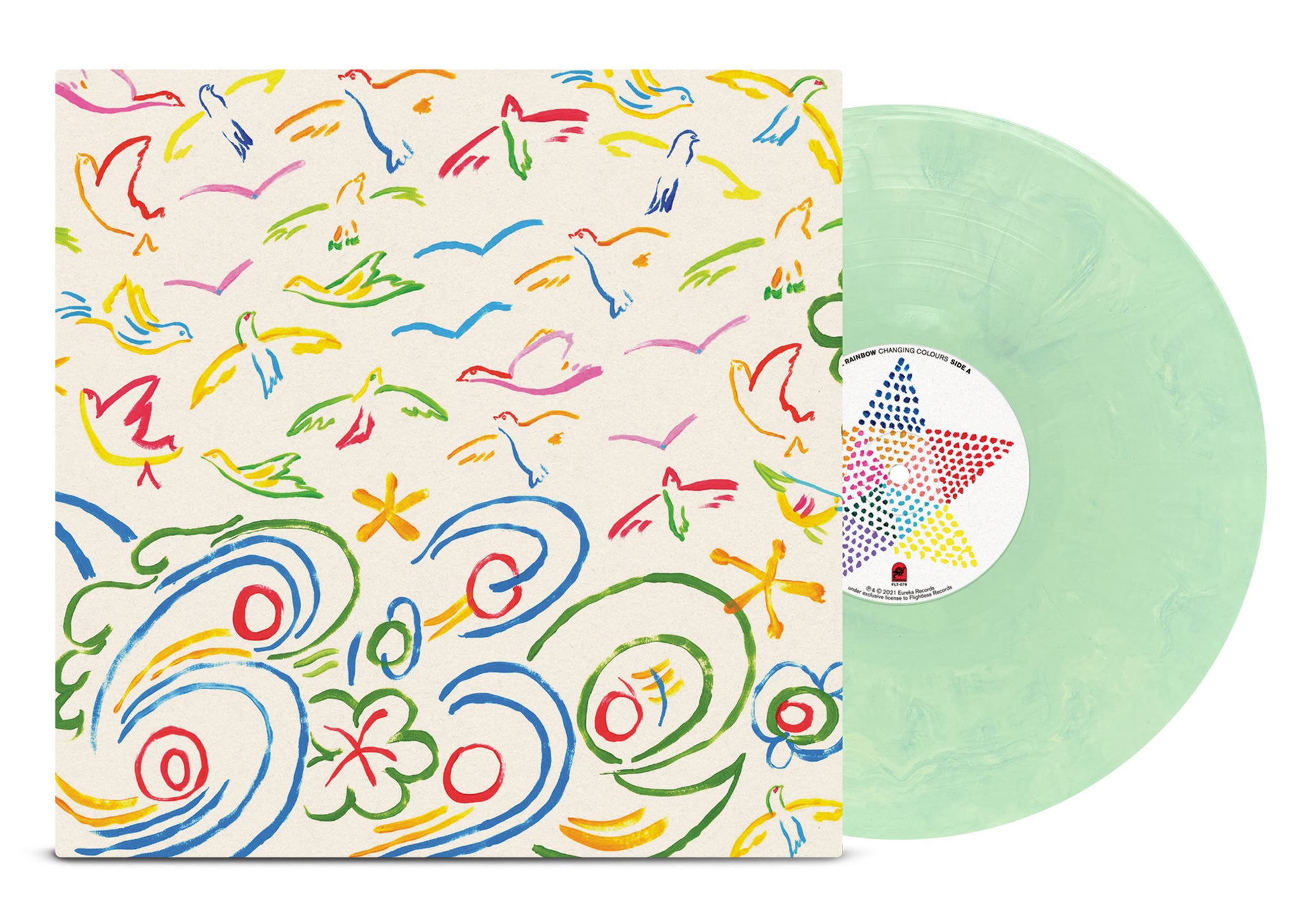 Babe Rainbow - Changing Colours (Greenroom Limited Edition PRE~ORDER)