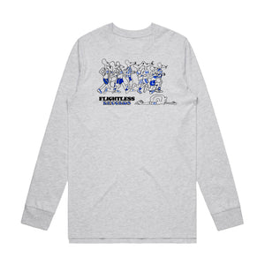 Flightless Records - Year of the Rat Race Long Sleeve