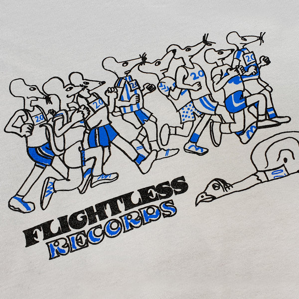 Flightless Records - Year of the Rat Race T~Shirt