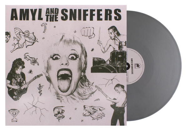 Amyl and The Sniffers - S/T (Chrome Angel Limited Edition)
