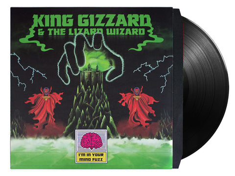 King Gizzard & The Lizard Wizard - I'm In Your Mind Fuzz (Castle Face black pressing)