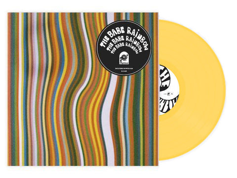The Babe Rainbow LP (Limited Edition ALIVE MUSTARD - PRE-ORDER)
