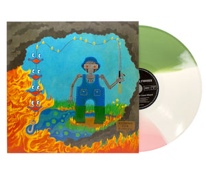 King Gizzard & The Lizard Wizard - Fishing For Fishies (Salmon Polo Limited Edition)