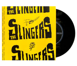 The Slingers - The Cruellest Cut / Kind Hearts 7""