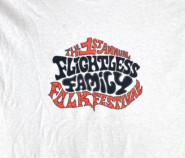 Flightless Records - 1st Flightless Family Folk Fest ~ Sand T