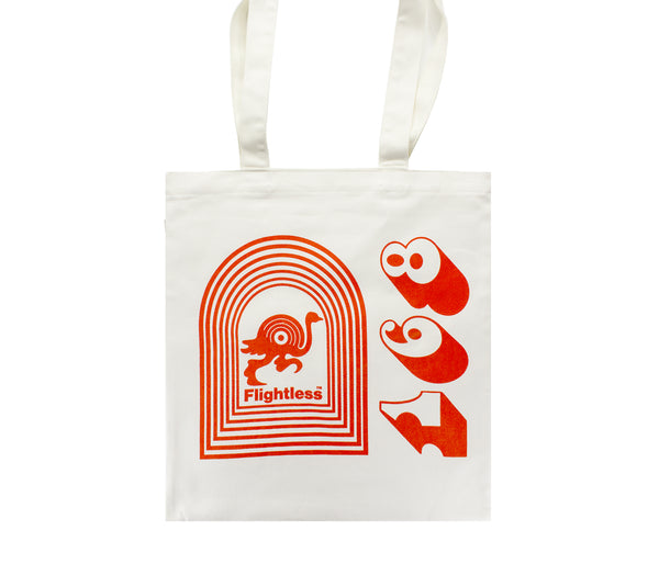 Flightless Records - 168 Tote Bag