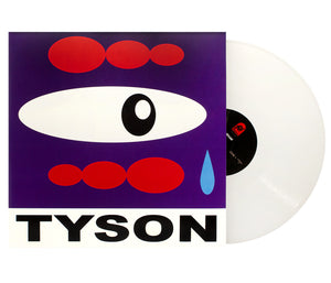 Bullant - Tyson, Crying (White Limited Edition)