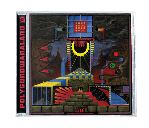 King Gizzard & The Lizard Wizard - Polygondwanaland CD