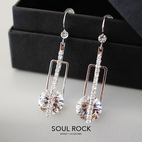 Hollywood earrings