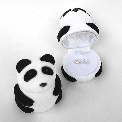 panda (for necklace, rings, earrings) *not to be sold separately
