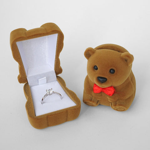 bear (for necklace, ring, earrings) *not to be sold separately