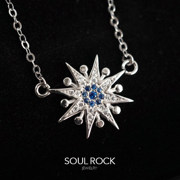 sirius star necklace