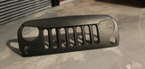 Scale front grill for JK style bodies type 2