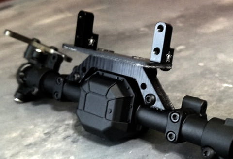 Enduro Axle Servo mount