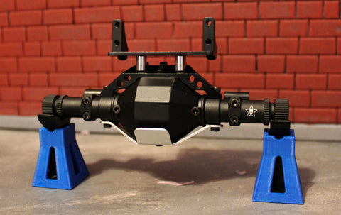 SCX10II Scout Axle V2.0 Housing