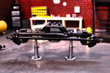 SCX10II  loaded Hybrid Portal Axles