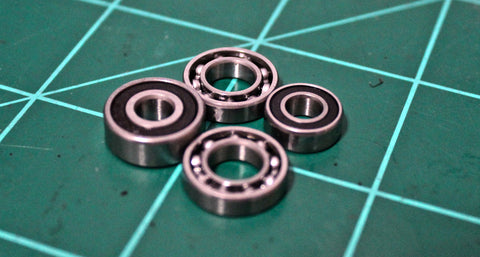 Bearings for SCX10II AR44 diff gears