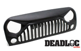 Scale front grill for JK style bodies Type 1