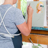 The Hayley, Painter's Bib Apron