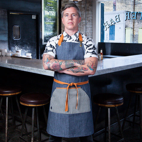 The Justin, Sous Chef's Bib Apron