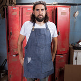 The Matty, Woodworker's Bib Apron