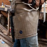 The Matty, Nail Pouch Half Apron