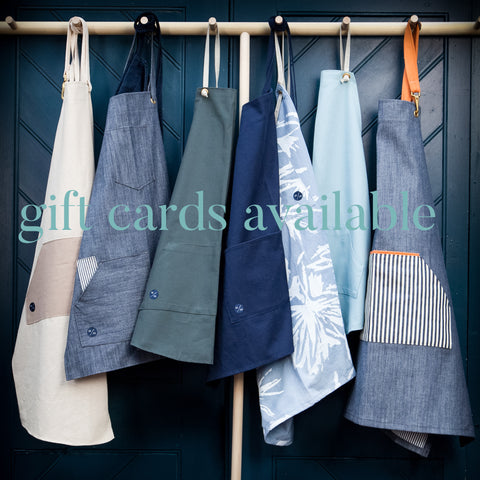 Holt McCall Apron Gift Card