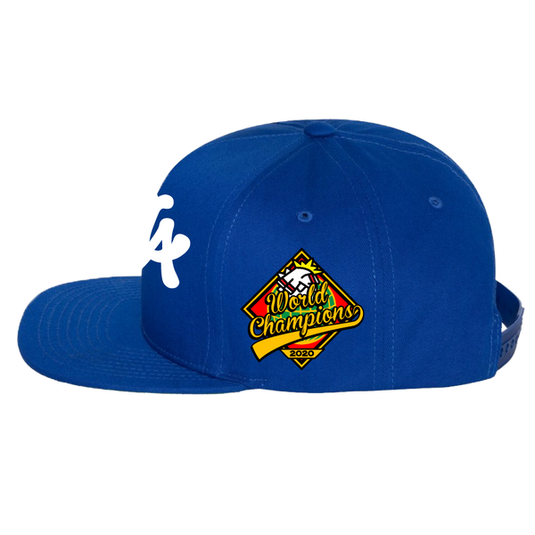 LA World Champion Snapback