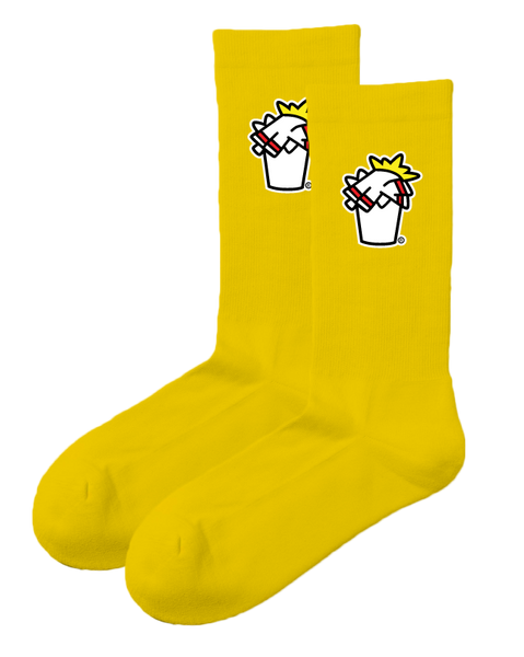 Dirty Laundry OG Logo Socks