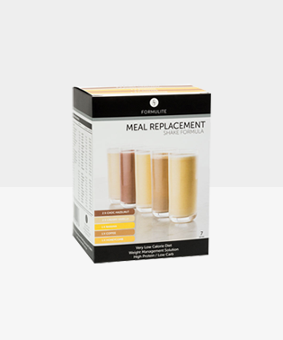 Meal Replacement Shake Sachets – 7 pack