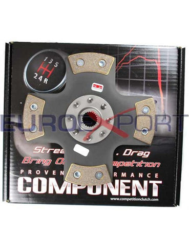 Mazda Rotary 13B Competition Clutch 4 Puck Solid Clutch Disc 99614-0420