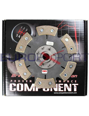 Mazda 13B Turbo ll Spline Competition Clutch 6 Puck Solid Clutch Disc 99633-0620