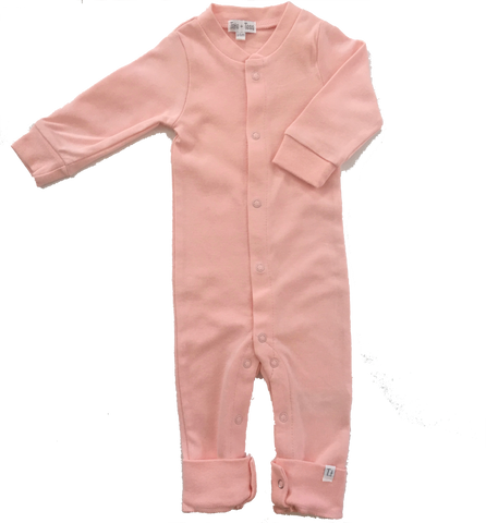 Romper - Light Pink
