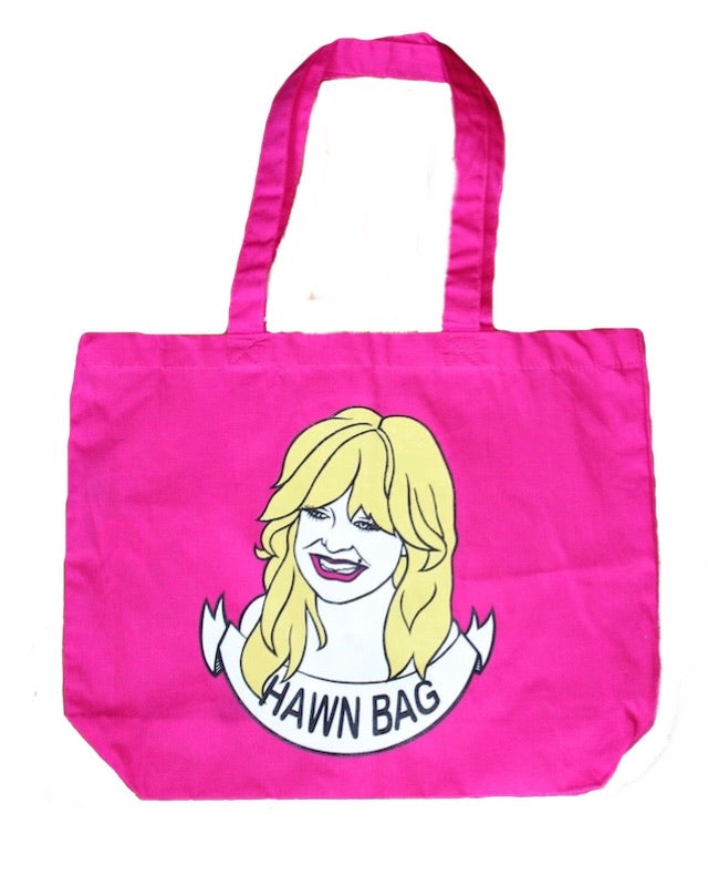 SALE!  Goldie Hawn Tote Bag