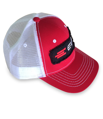 Gorra EVEN tipo 'Trucker' (Roja)