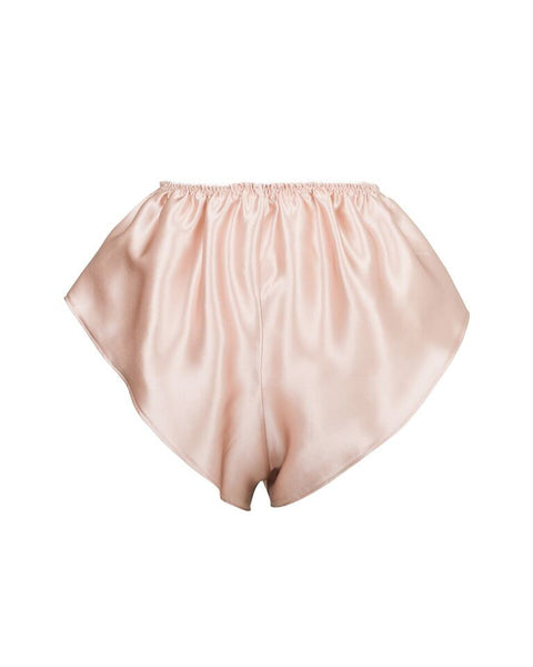 Aimee Cherie Intimates- Knox Shorties- Blush- Miss Winks