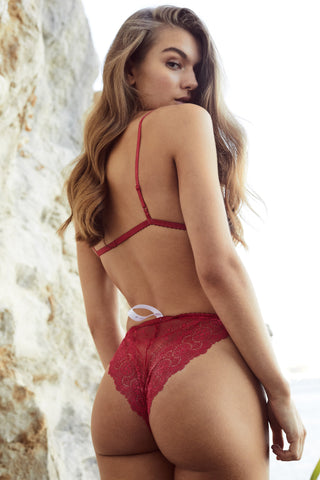 Lisa Bottoms- Aimee Cherie Intimates- Miss Winks Online Lingerie Boutique