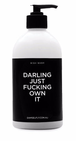 Darling Just Own It Handwash- Damselfly- Lolita
